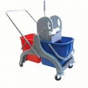 KAREX PLASTİK ÇİFT KOVALI TEMİZLİK ARABASI, çift kovalı temizlik modelleri, temizlik malzemeleri