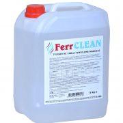 TEZGAH VE TABLA TEMİZLEME MADDESİ, teknik kimyasal temizlik ve bakım maddeleri