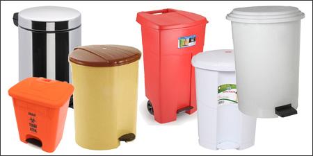 pedallı çöp kovaları, çöp kovası modelleri, çöp kovası çeşitleri, çöp kovaları fiyatları, klikli çöp kovaları