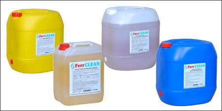 teknik kimyasal temizlik ürünleri, teknik bakım maddeleri, temizlik malzemeleri