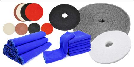 yer temizleme grubu ürünleri, yer temizlik maddeleri, yer temizleme malzemeleri